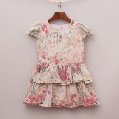 Chalk N Cheese Floral Dress