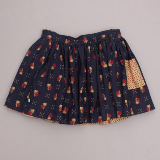Right Bank Babies Reversible Skirt