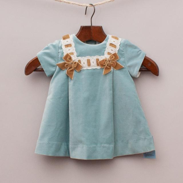 """Granlei Velvet Dress """"Brand New"""""""