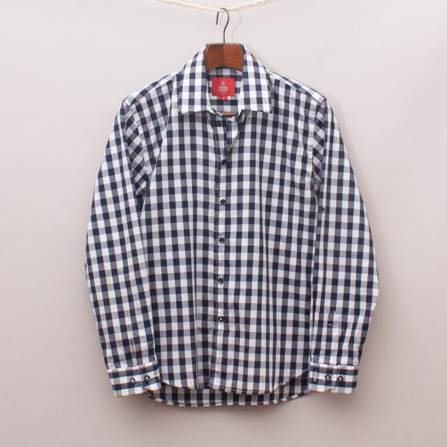 Fred Bracks Check Shirt