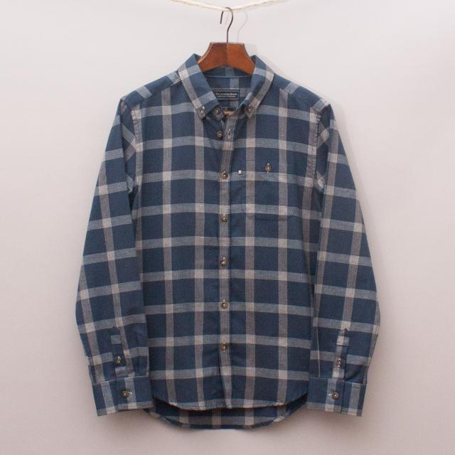 Academy Brand Plaid Shirt