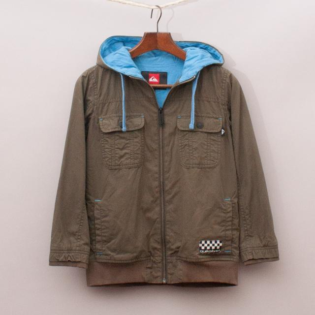 Quiksliver Khaki Jacket