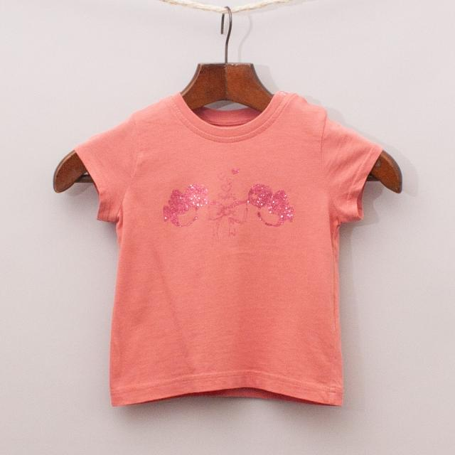 Esprit Glitter Bird T-Shirt