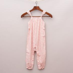 Purebaby Patterned Romper