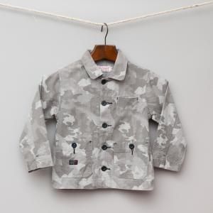Grey Camoflage Shirt