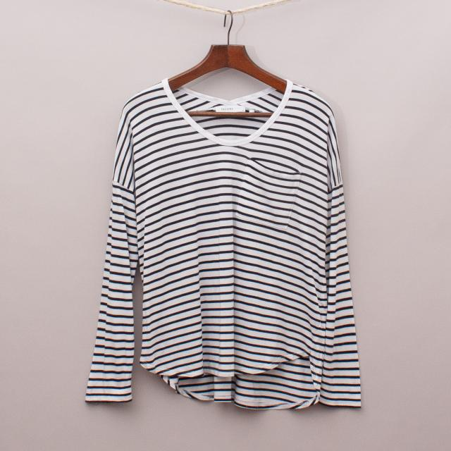 Decjuba Striped Long Sleeve
