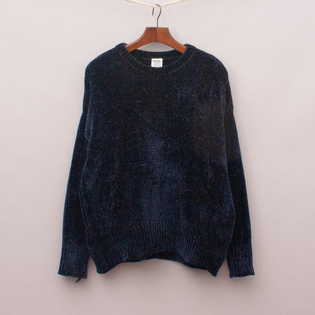 Seed Woven Jumper