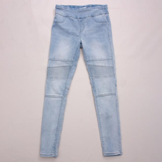 Decjuba Distressed Jeggings