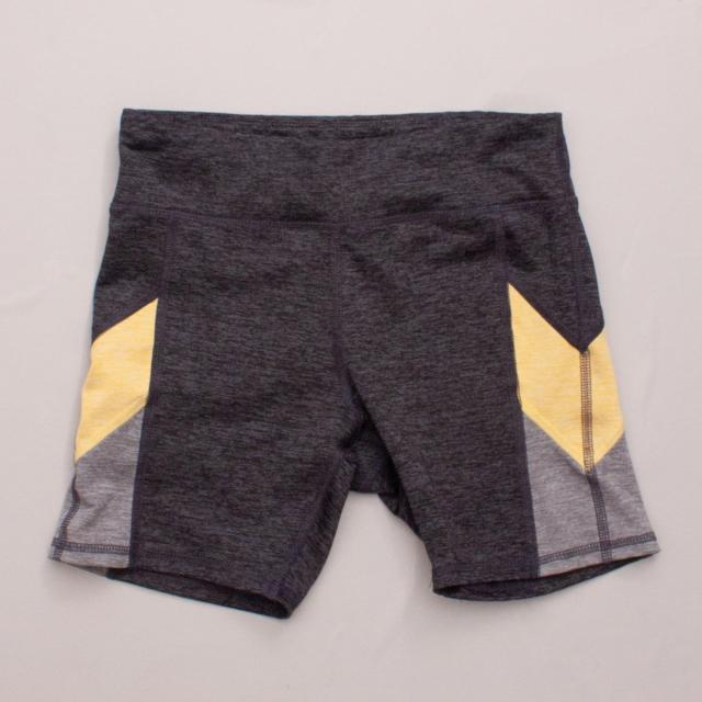 Old Navy Palm Bike Shorts