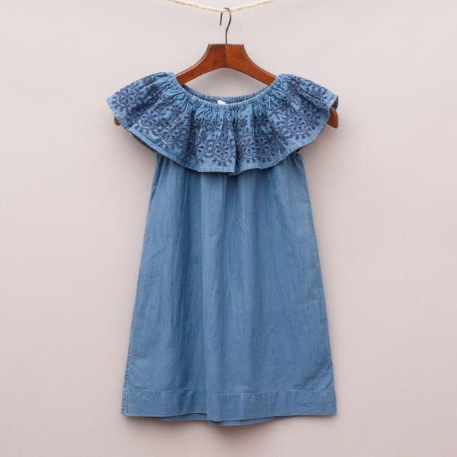 Milkshake Chambray Dress