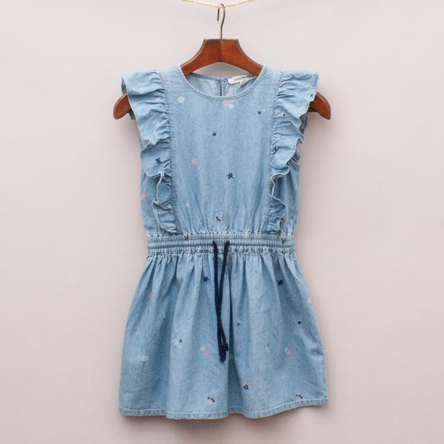 Country Road Chambray Dress