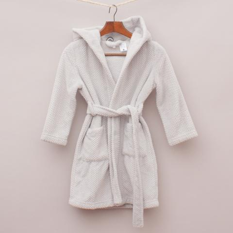Seed Super Soft Dressing Gown - Size 5