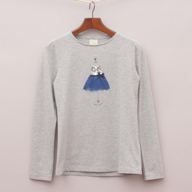 Zara Tutu Long Sleeve