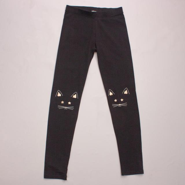 J Crew Cat Leggings
