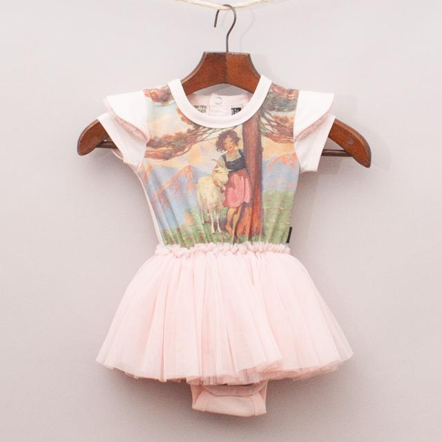 "Rock Your Baby Tulle Dress ""Brand New"""