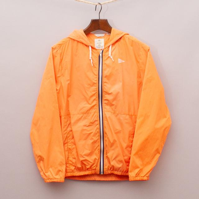 Country Road Lightweight Windbreaker