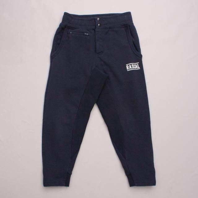 Rascal Blue Tracksuit Pants