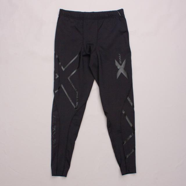"2XU Compression Tights ""Brand New"""