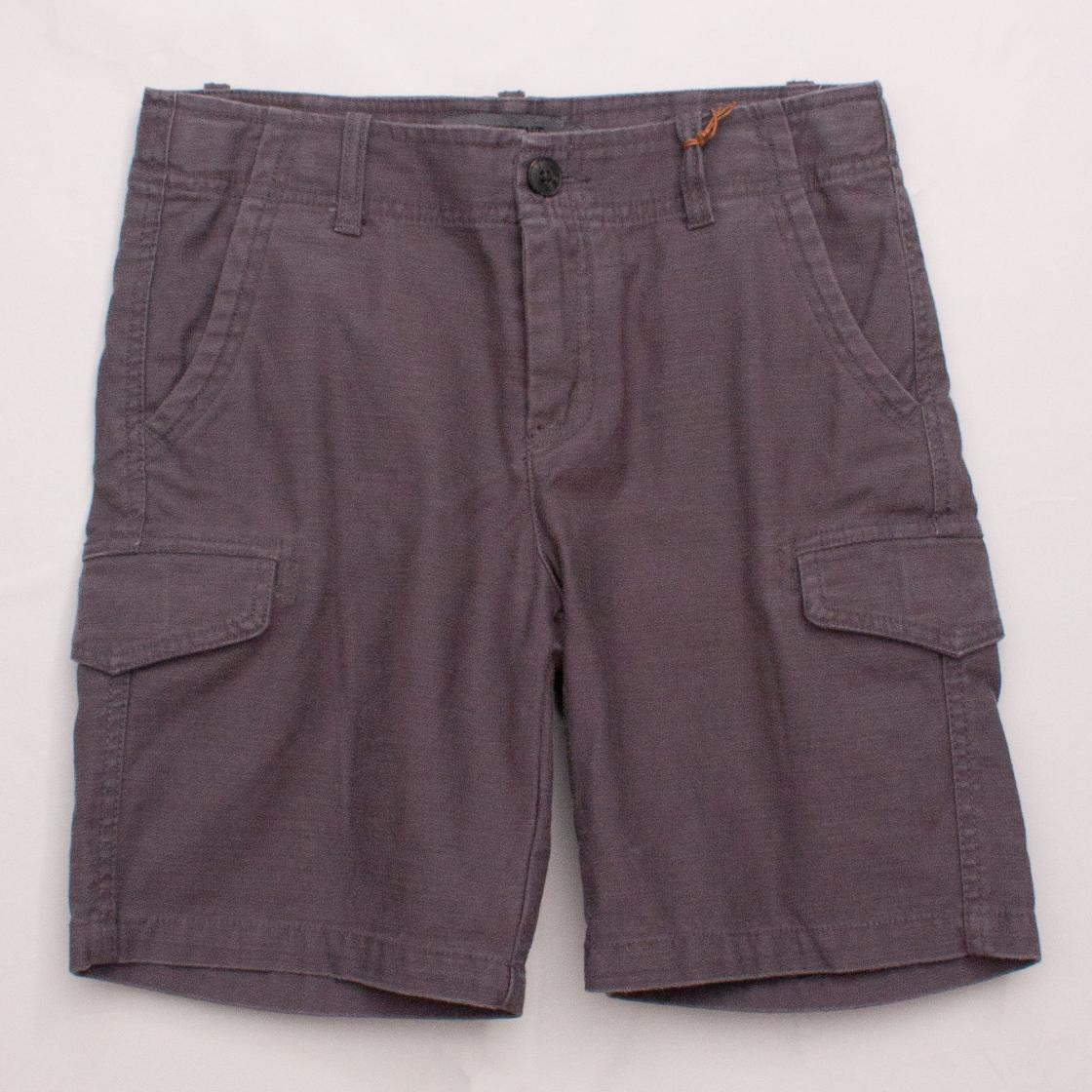 "Pavement Charcoal Shorts ""Brand New"""