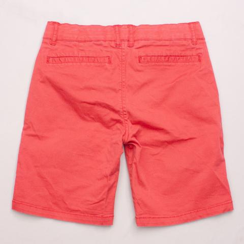 Pavement Red Shorts