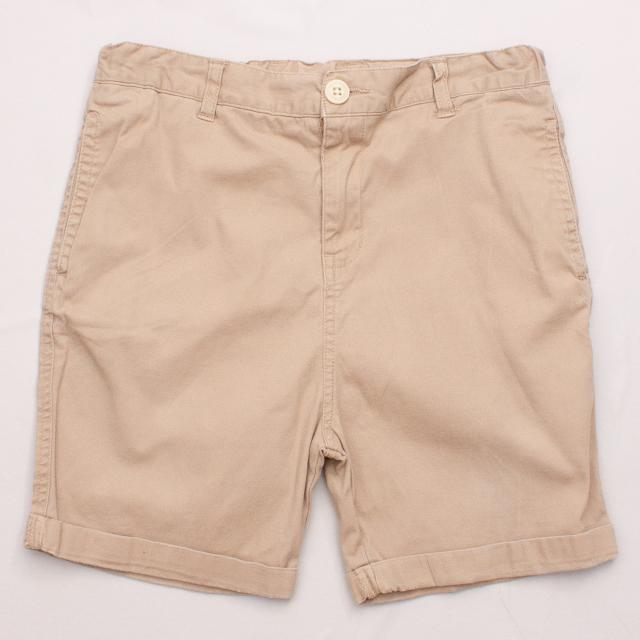 Academy Brand Brown Shorts