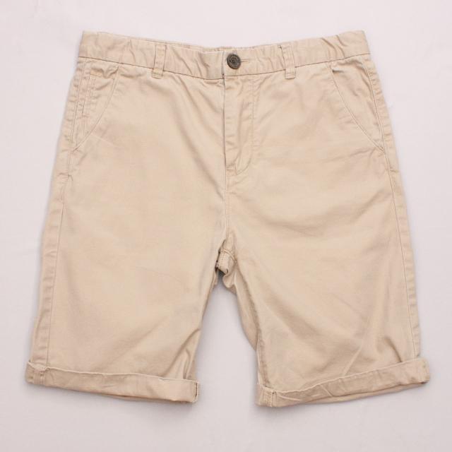 Zara Brown Shorts