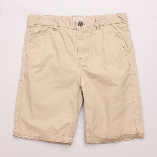 Zara Brown Shorts
