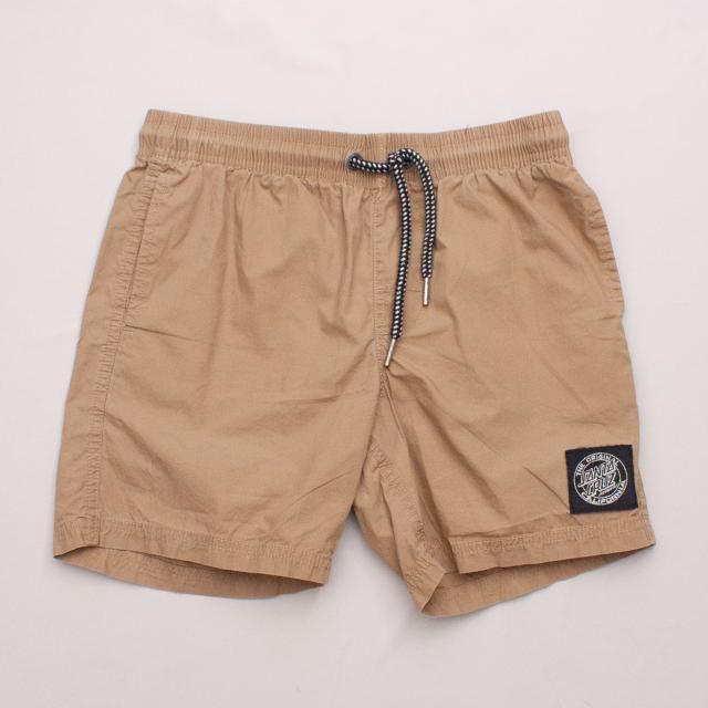 Santa Cruz Brown Shorts