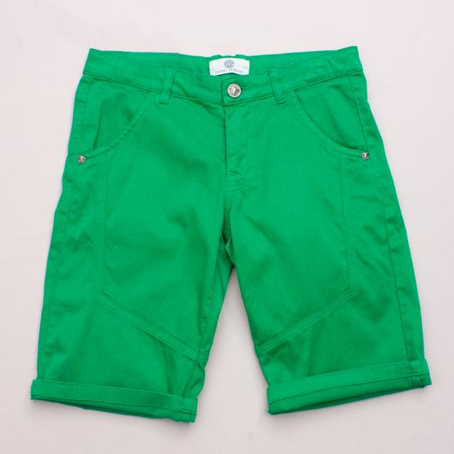 "Versace Green Shorts ""Brand New"""