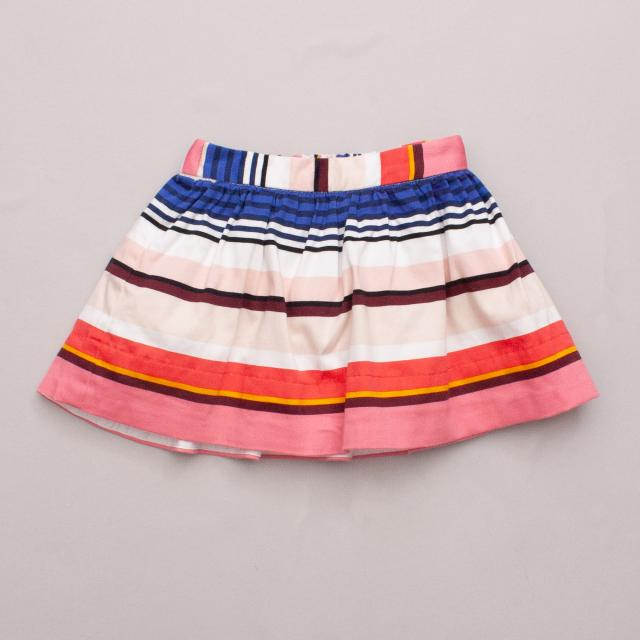 Kate Spade Striped Skirt
