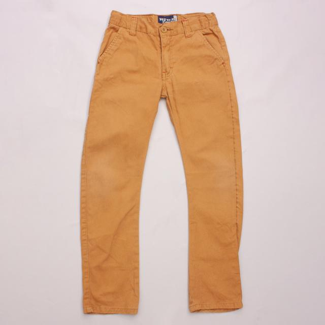 Blue Zoo Brown Pants