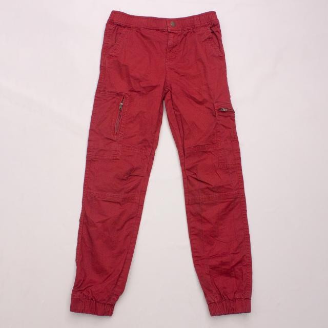 Country Road Burgundy Pants