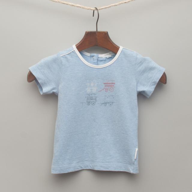 Dusty Blue T-Shirt
