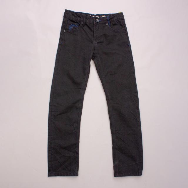 Desigual Black Jeans