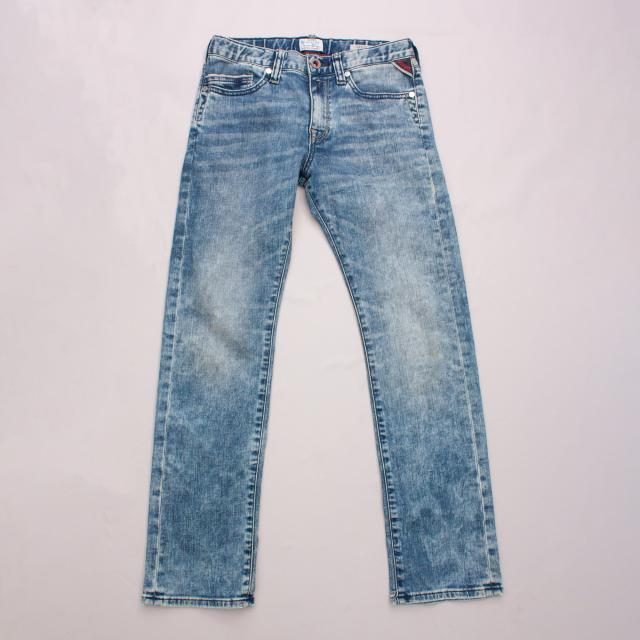 Replay Distressed Jeans