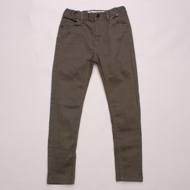Denim Co. Khaki Jeans