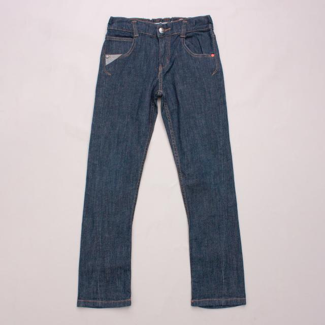 Blue Zoo Distressed Jeans