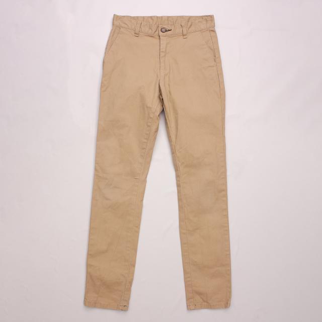 Ghanda Brown Pants