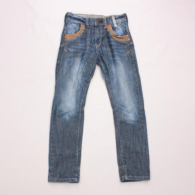 Rocha John Rocha Distressed Jeans