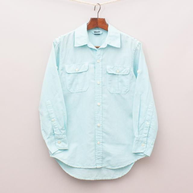 Gap Blue Shirt