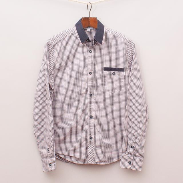 Hugo Boss Check Shirt