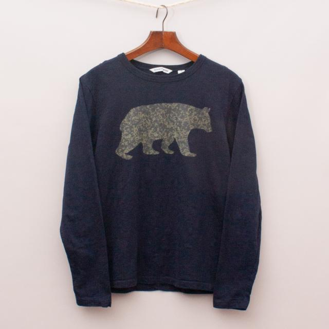 Country Road Bear Long Sleeve