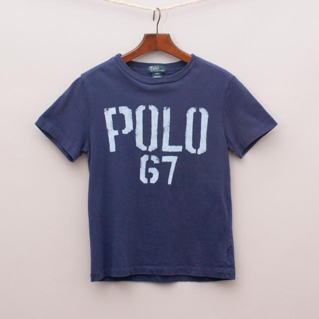 Ralph Lauren Blue T-Shirt