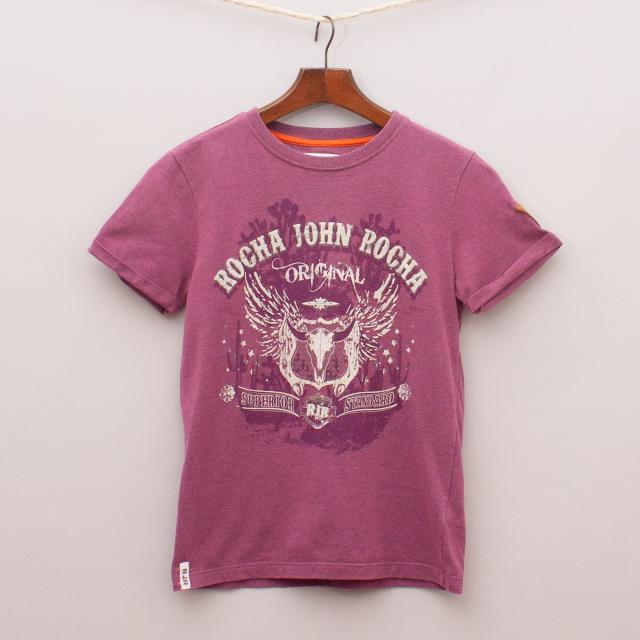 Rocha John Rocha Printed T-Shirt
