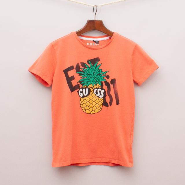 Guess Pineapple T-Shirt