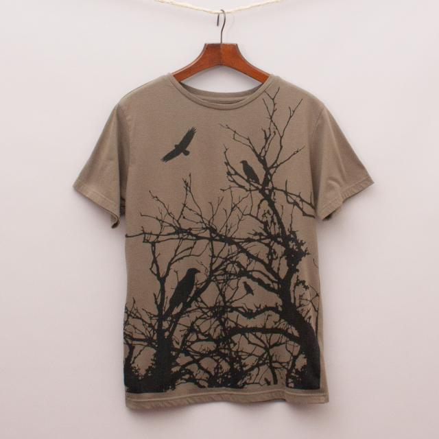 Wayne Jnr Bird T-Shirt