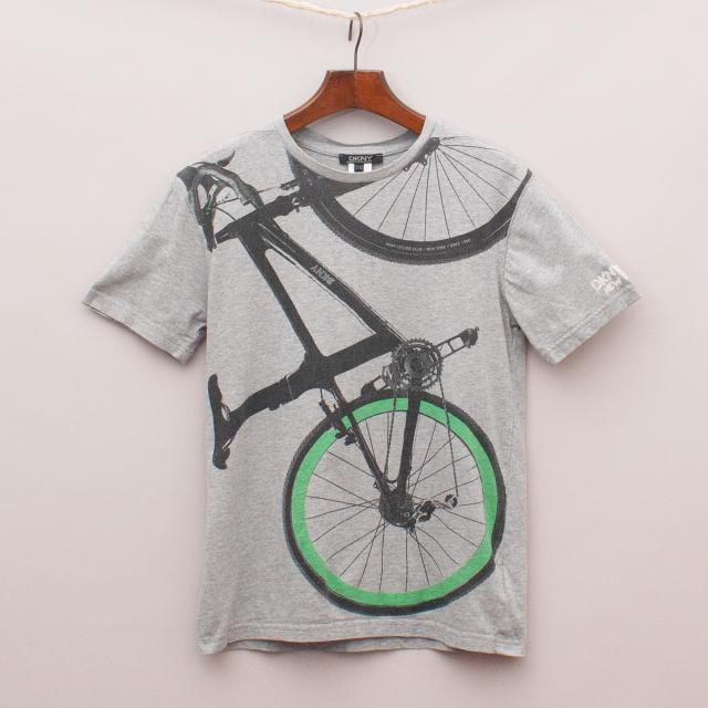 DKNY Bicycle T-Shirt