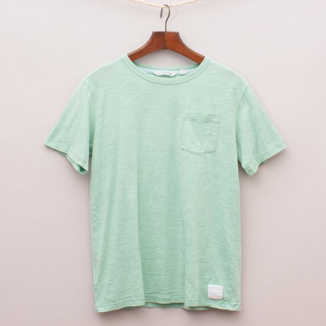 Country Road Green T-Shirt