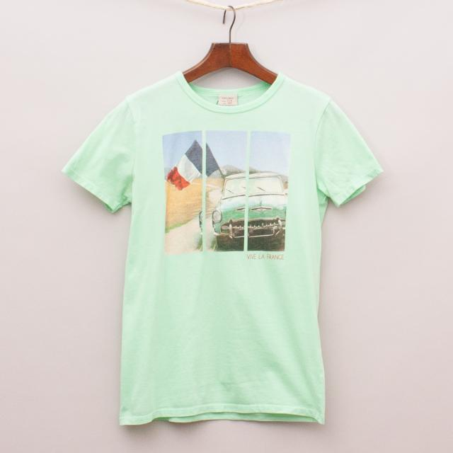 Zara French T-Shirt