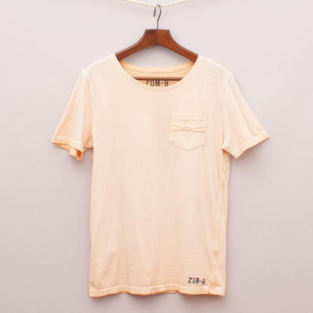 Zom-B Orange T-Shirt